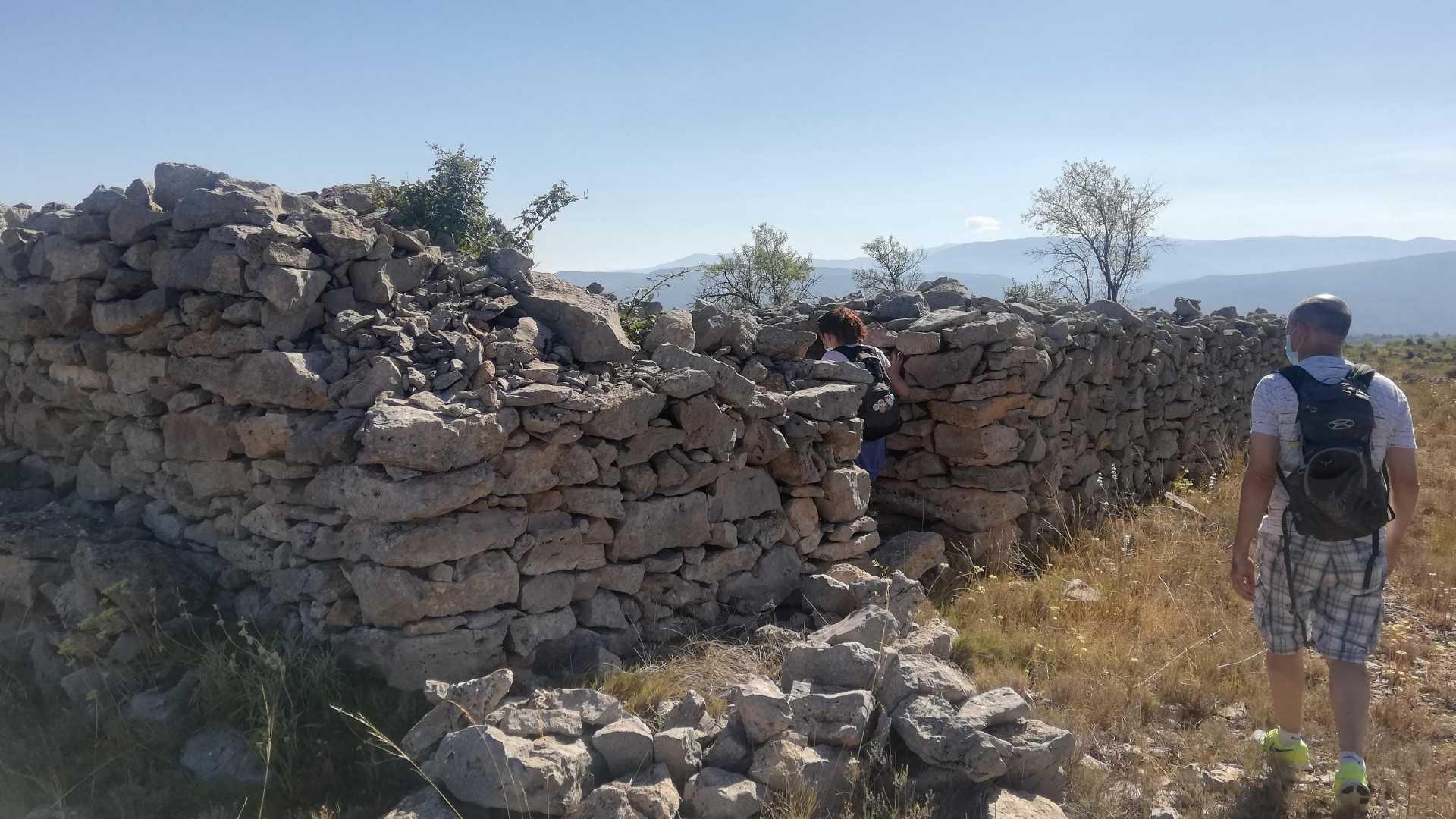 Trail: Entre barracas y lavandas