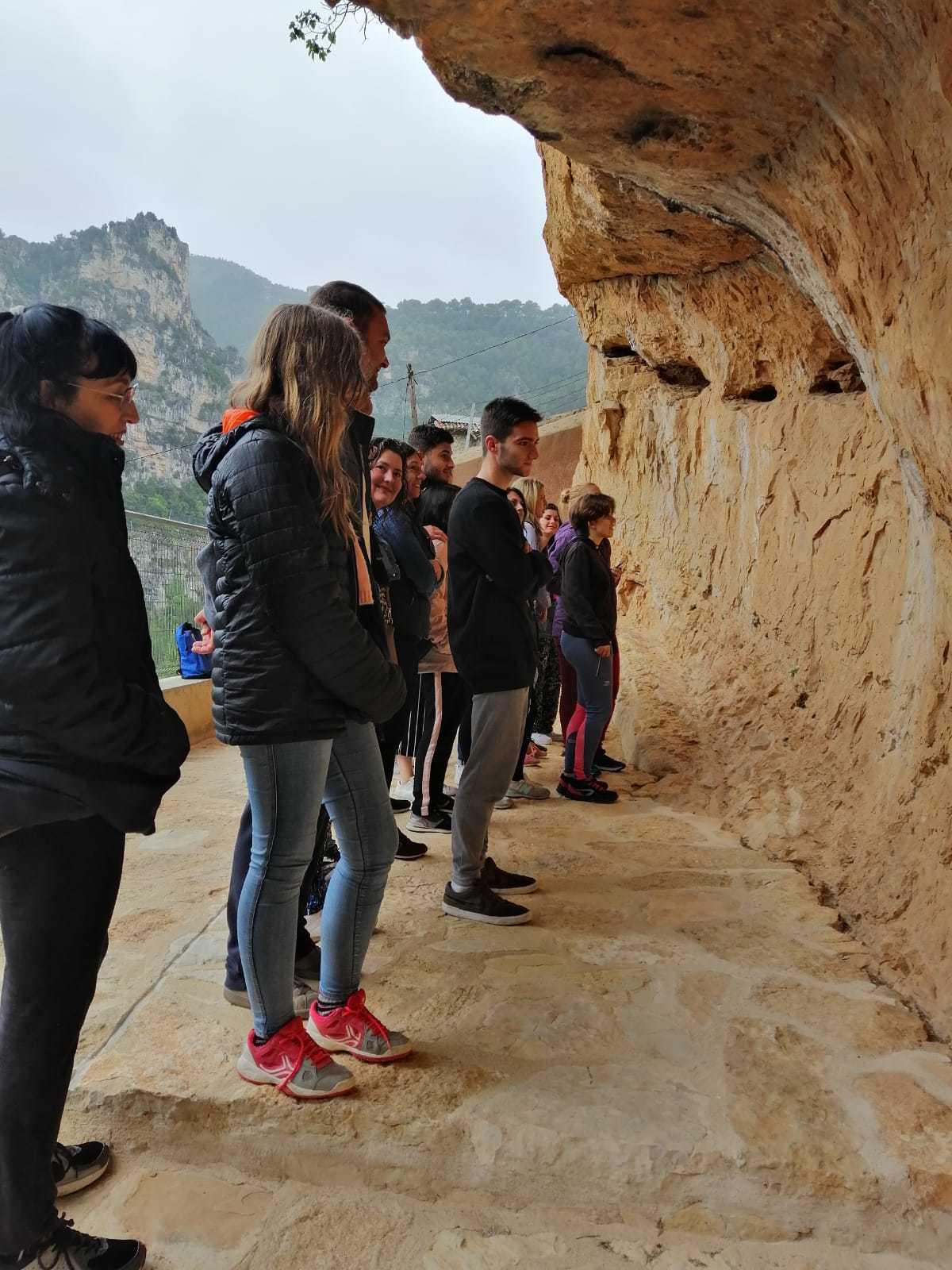 Peintures rupestres de la Cova dels Rossegadors