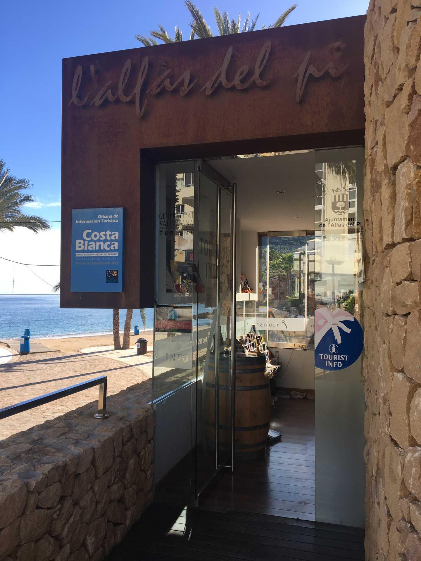 TOURIST INFO L'ALFÀS DEL PI - PLATJA