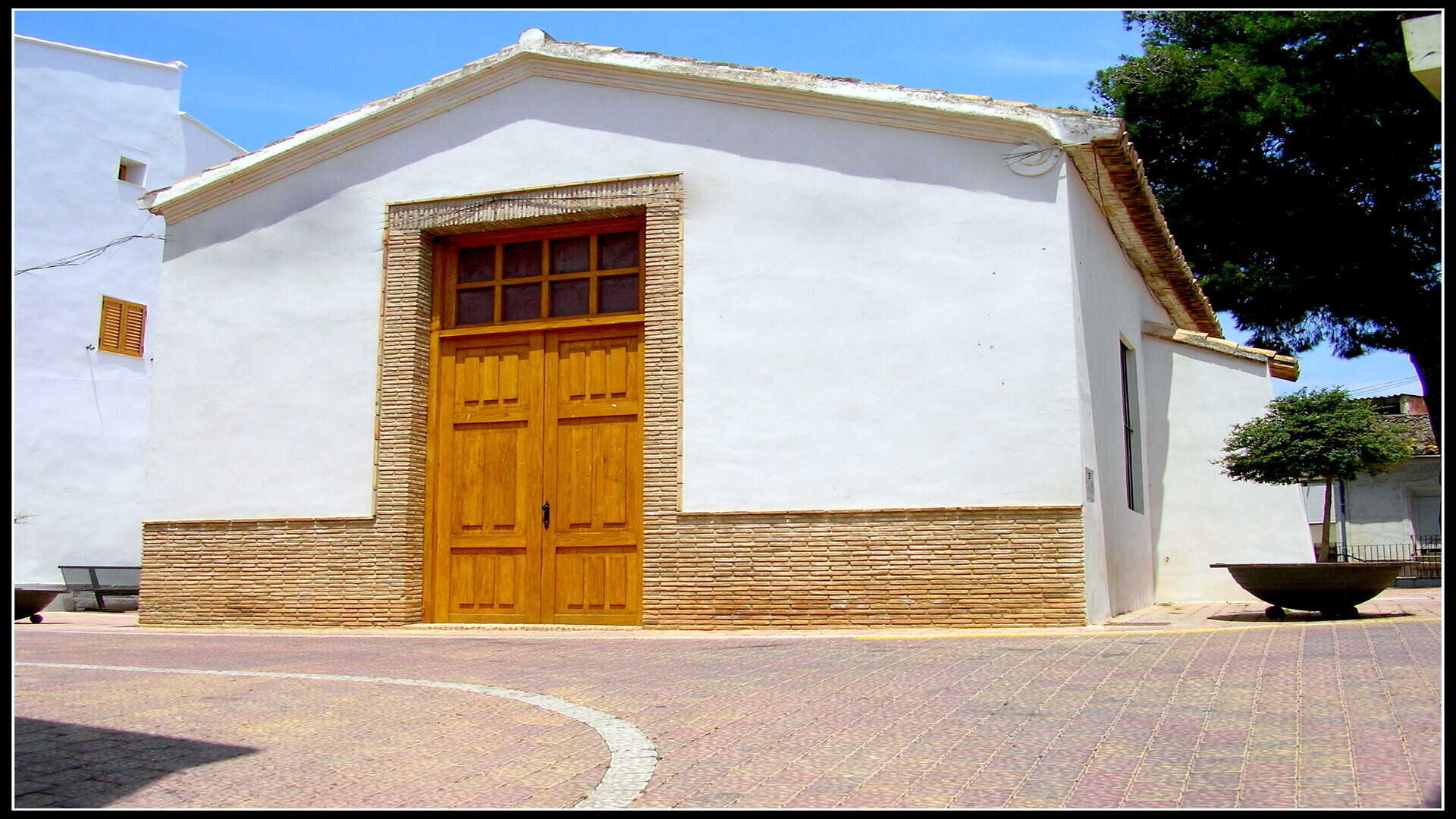 Primitiva church