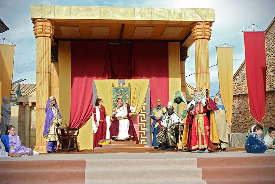 Auto Sacramental de los Reyes Magos
