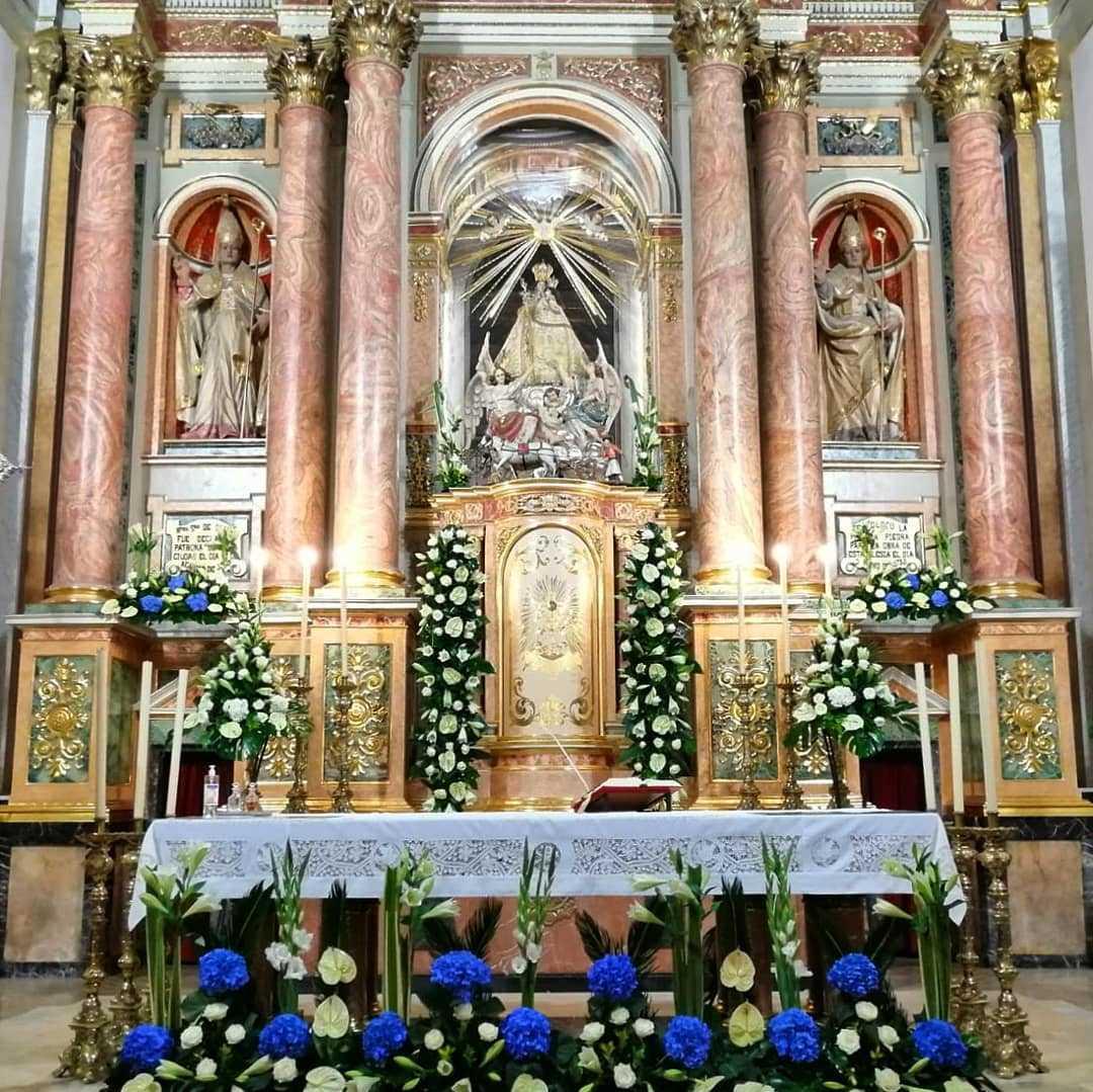 Festividad de la Virgen de Sales