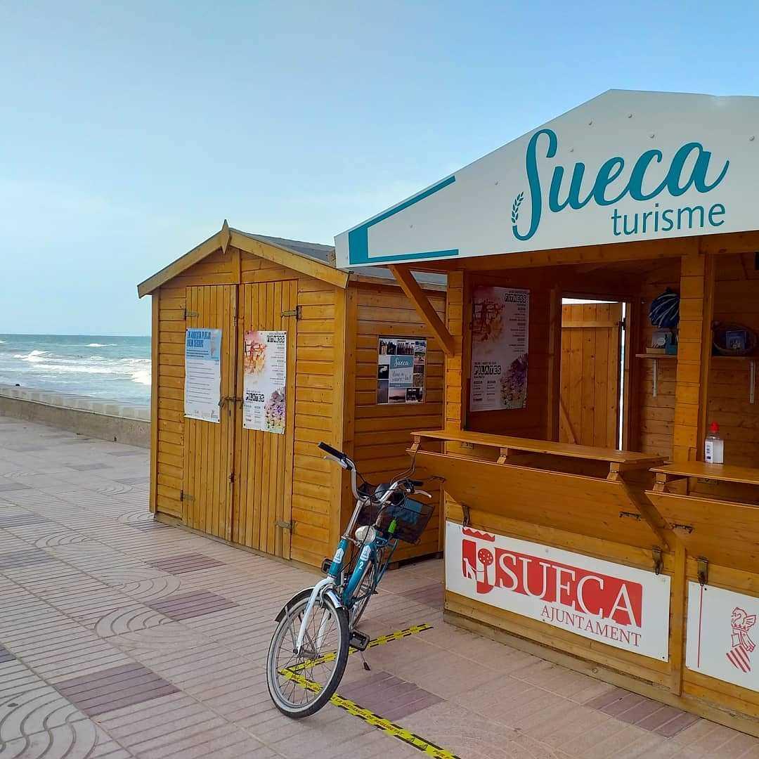 TOURIST INFO SUECA - PALMERES