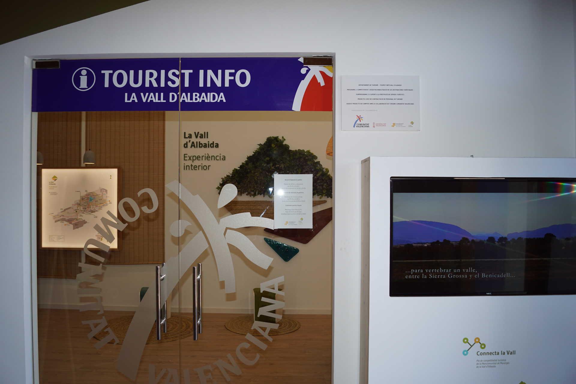 Tourist Info Vall d'Albaida
