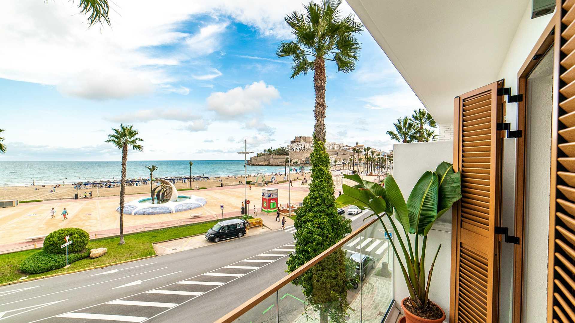 hotel duna peñiscola