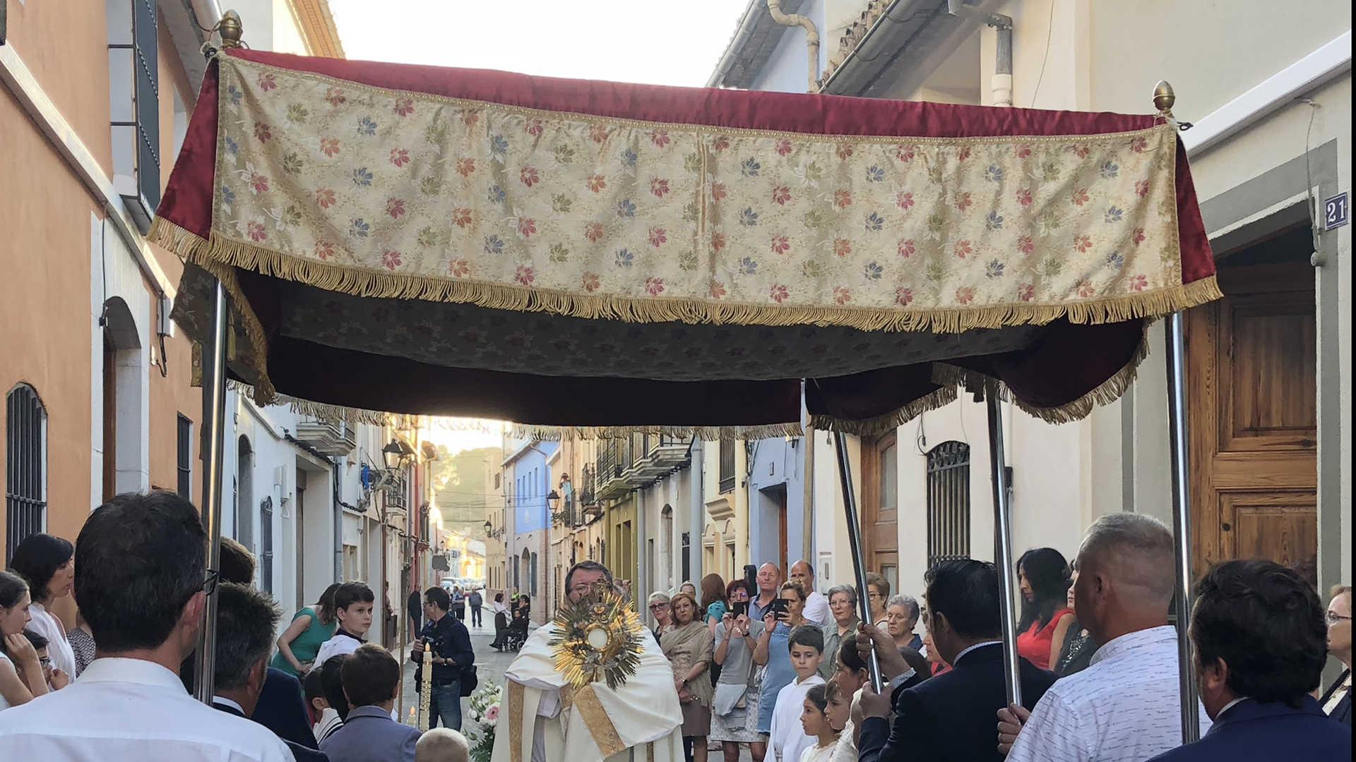 FESTIVITY OF CORPUS CHRISTI
