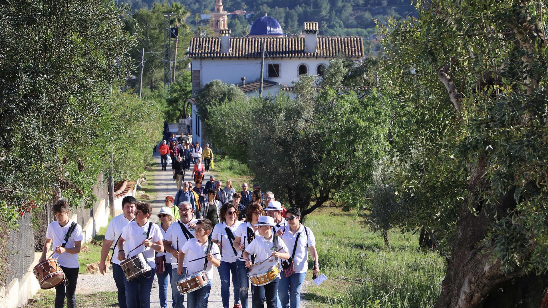 FESTIVITIY OF EL ROMERO