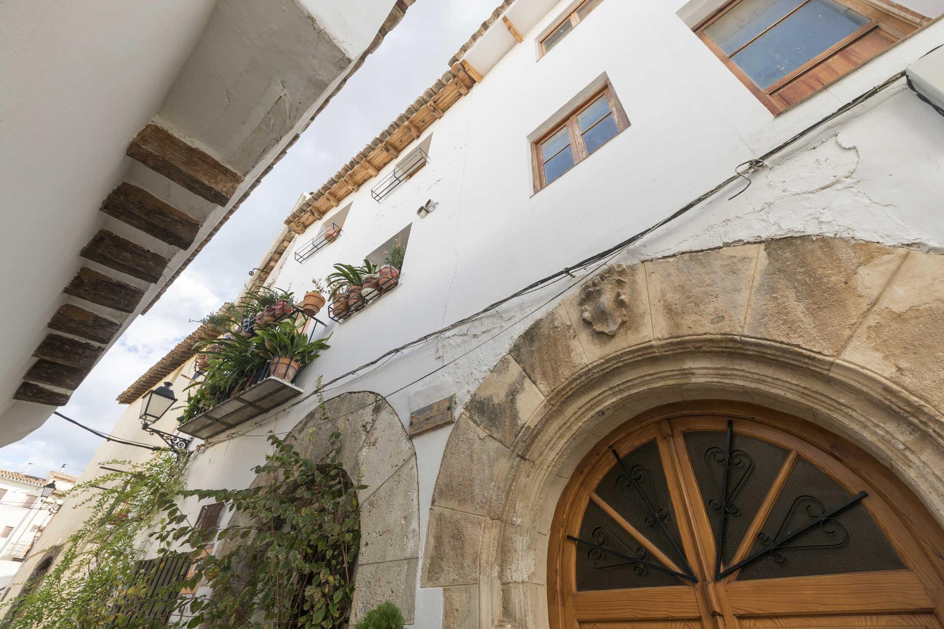 Barrio de la Villa. Recinto medieval