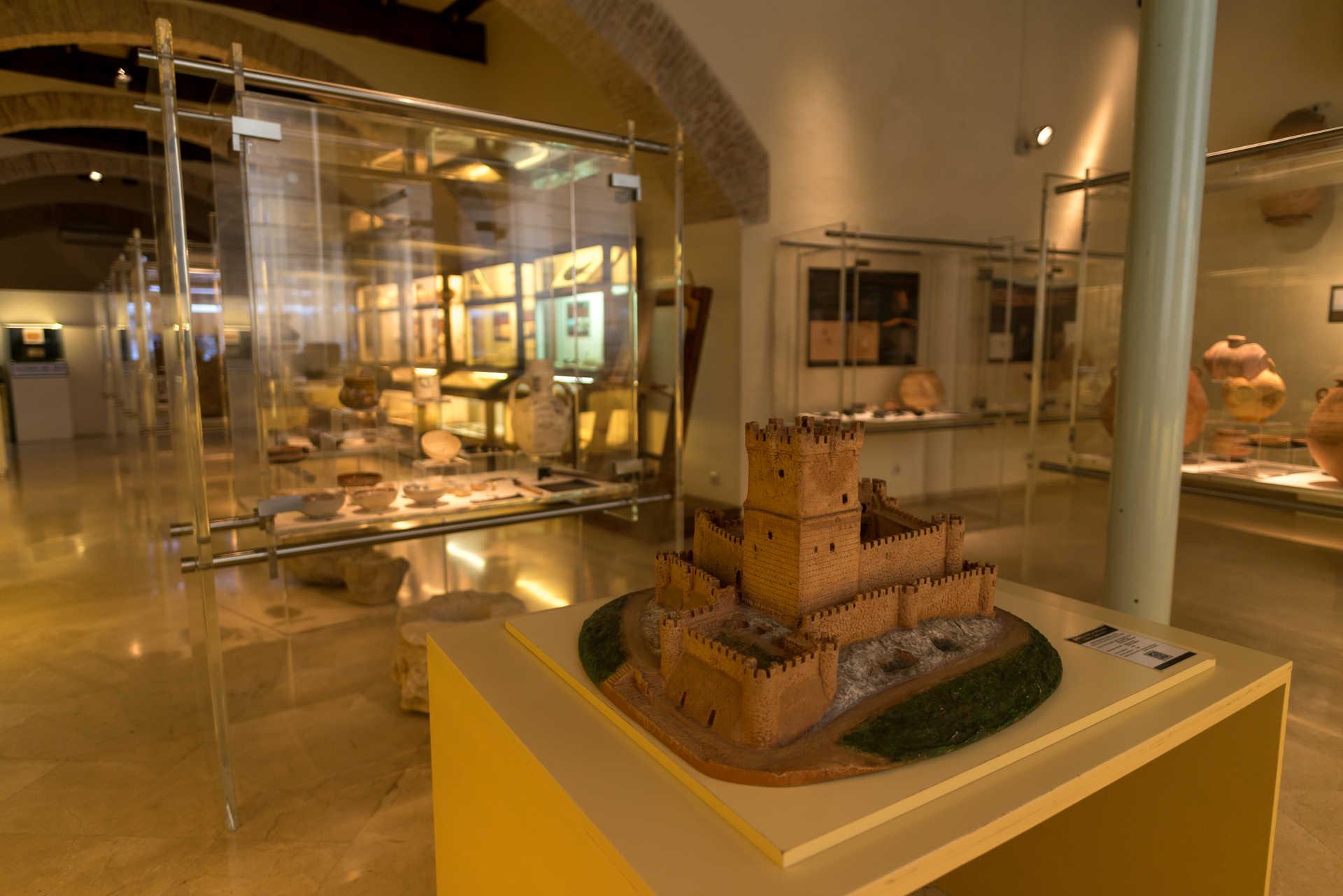 Museo arqueológico José M.ª Soler de Villena