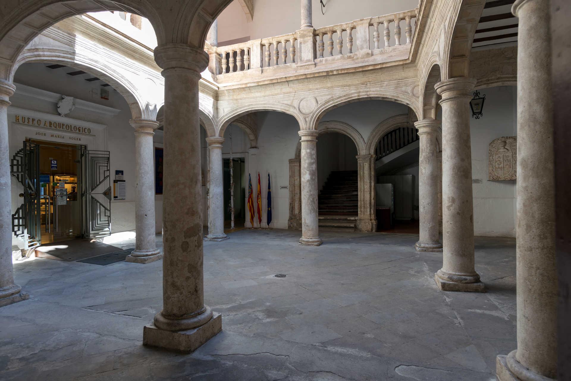 Archäologisches Museum José Mª Soler