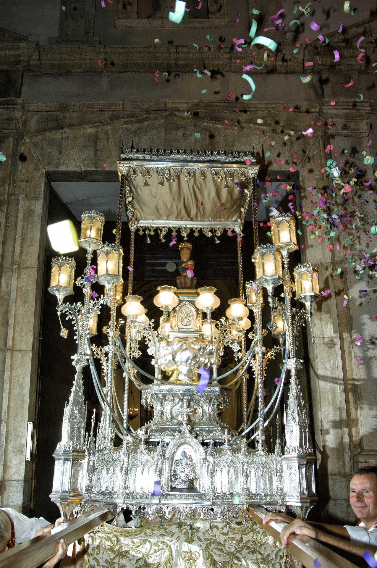 Festivity in Honour of the Virgen del Rebollet