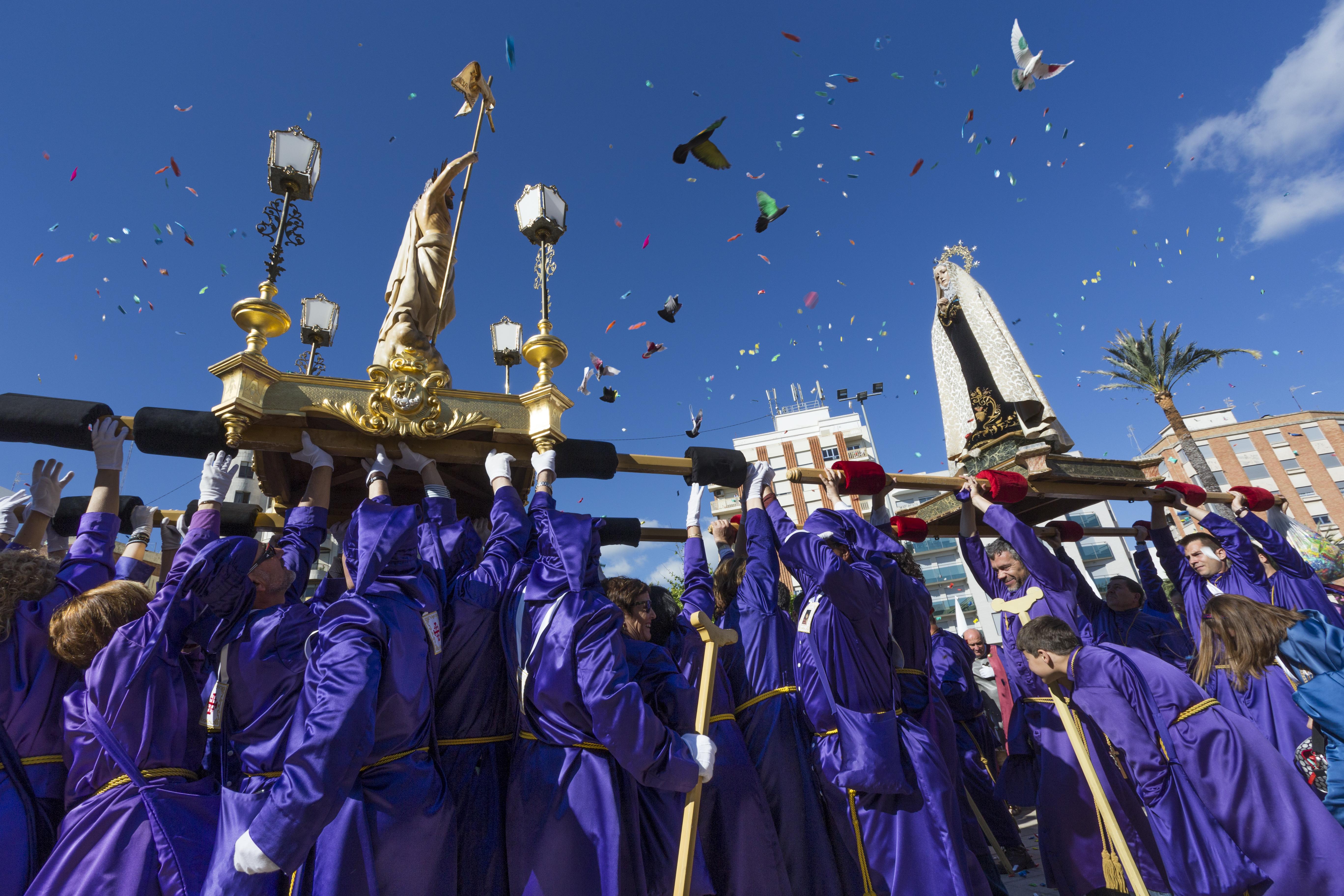 Festivity of Easter Week