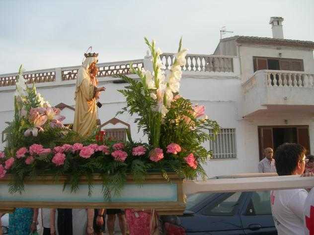 Festivity in Honour of the Virgen del Carmen