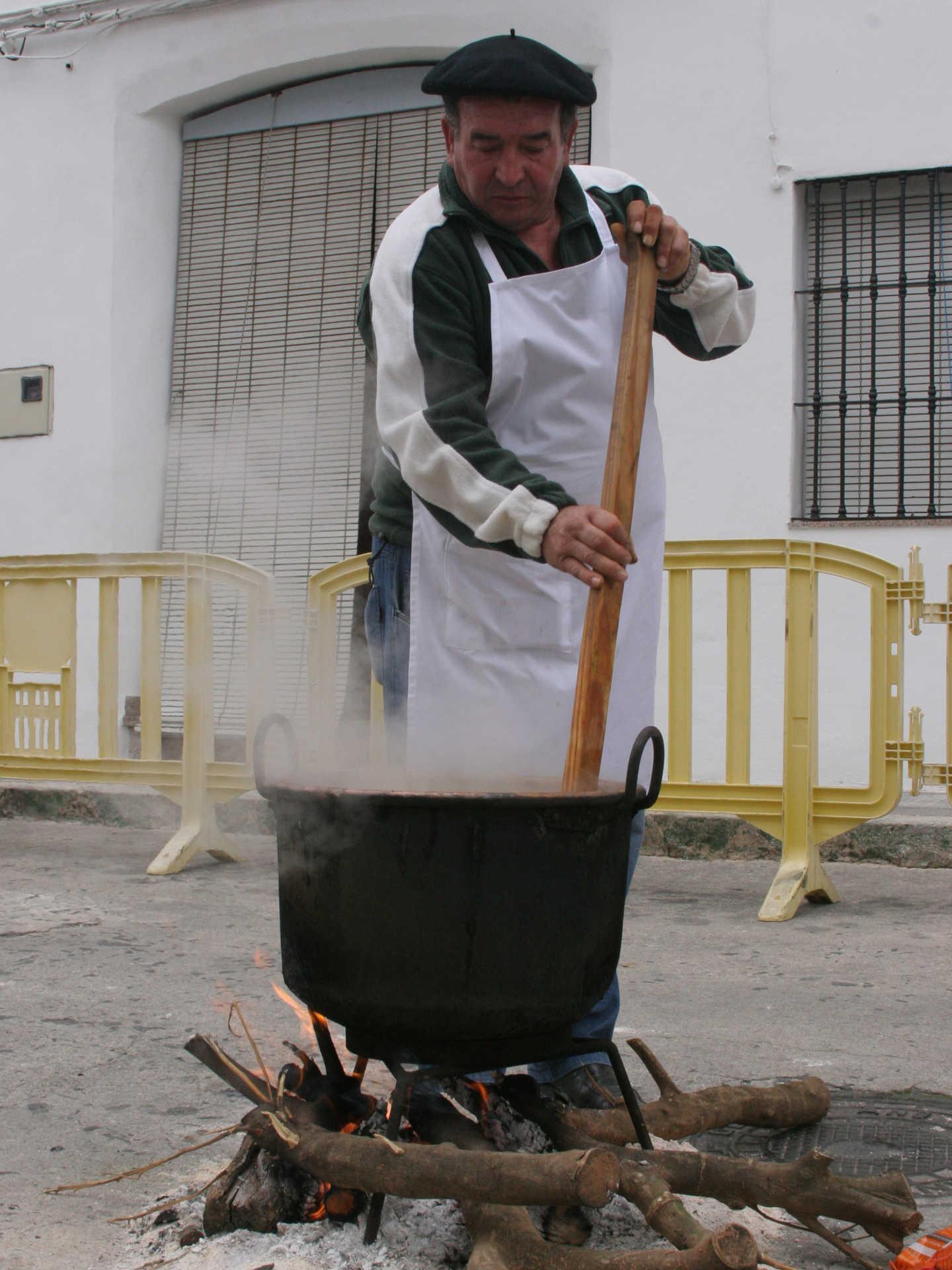 Festivity in Honour of San Antonio Abad