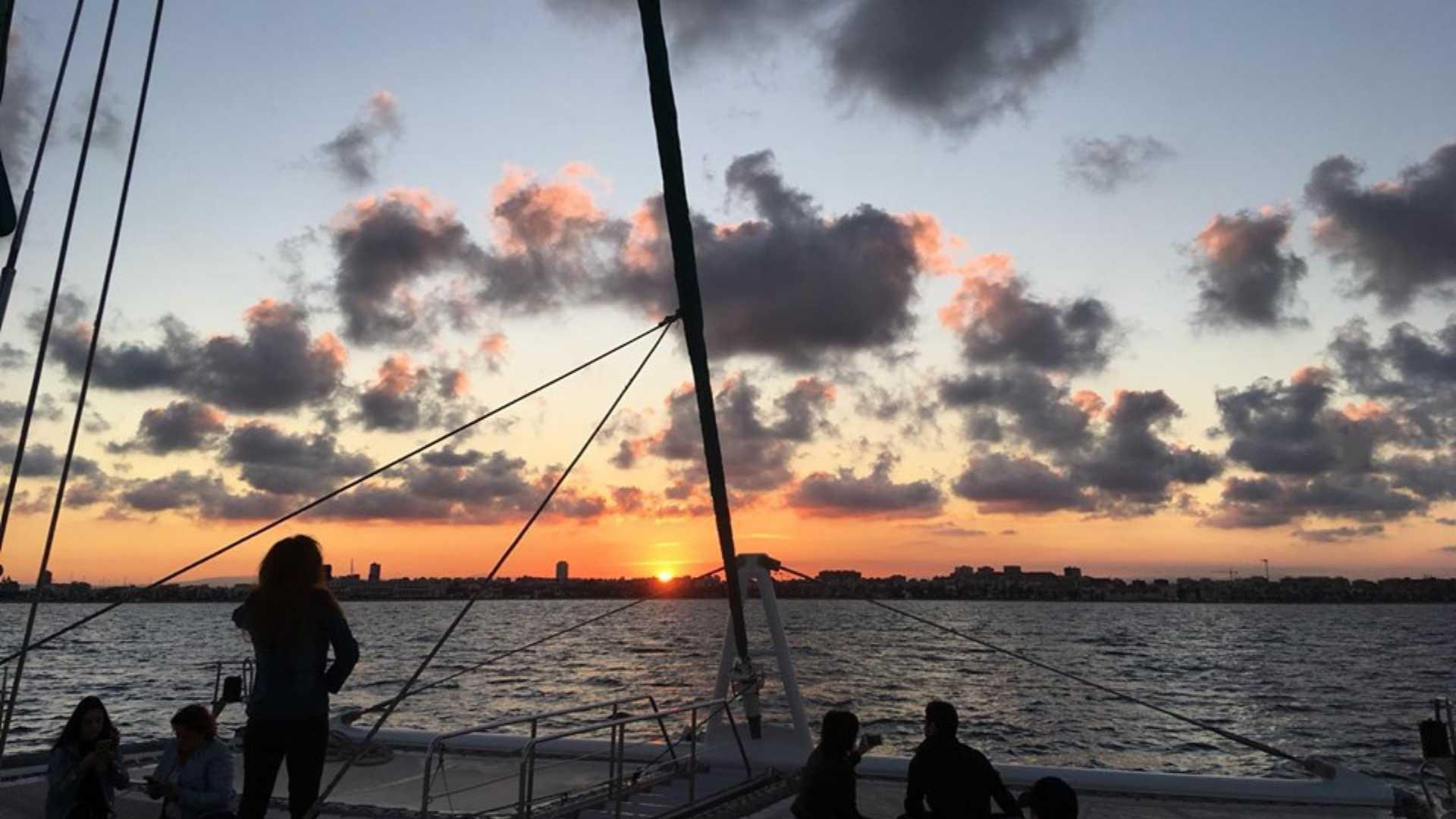 Sonnenuntergangstour