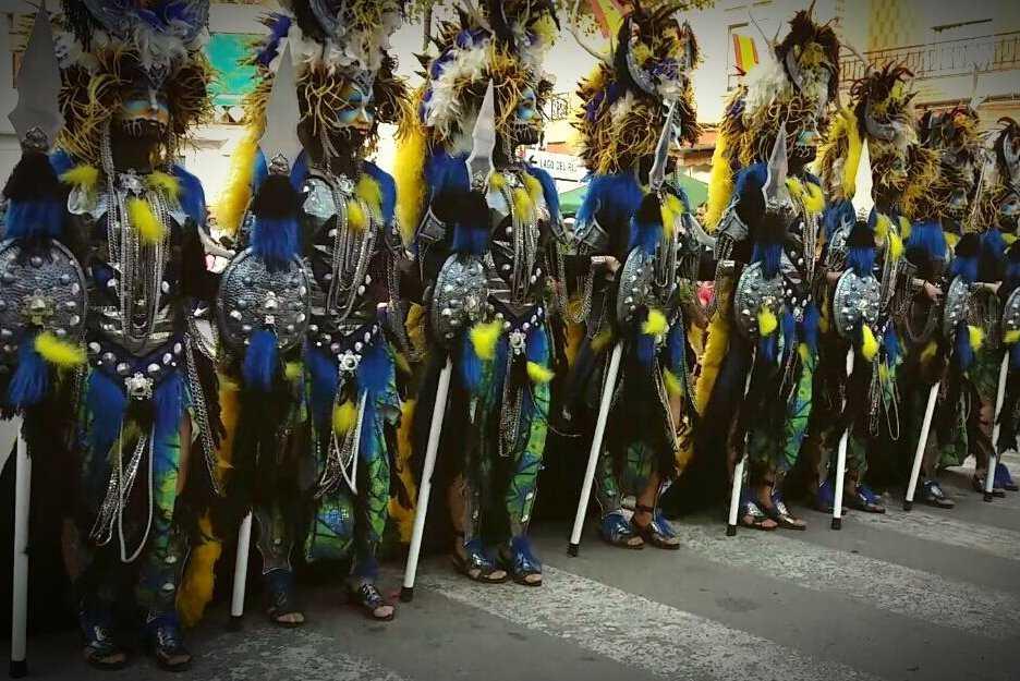 Fiestas Patronales de Bolbaite