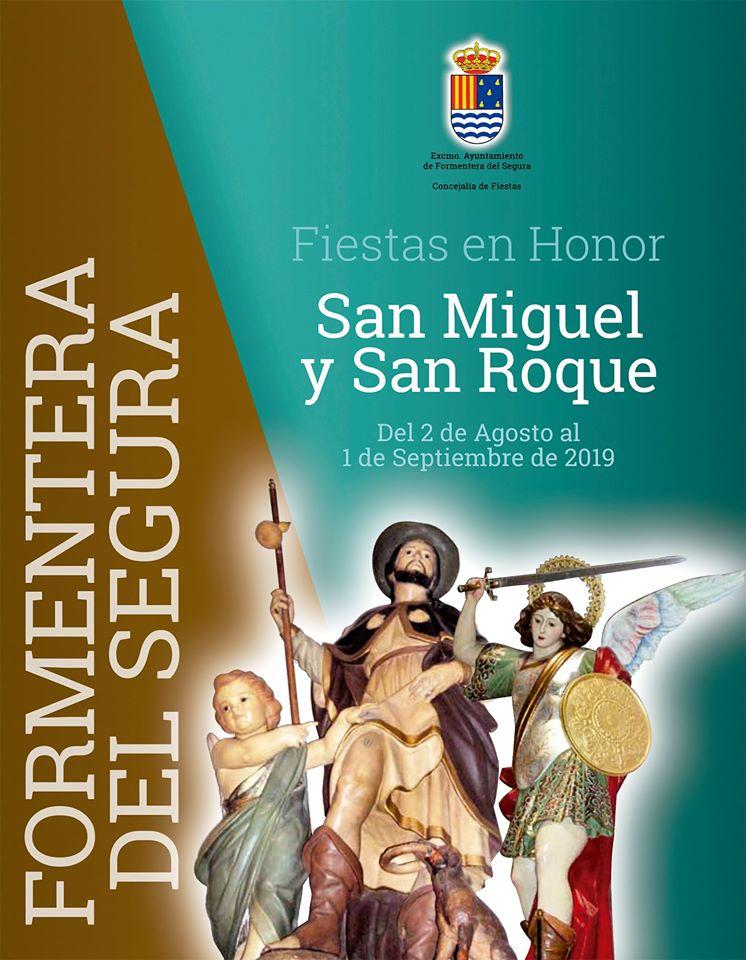 Fiestas patronales de Formentera del Segura