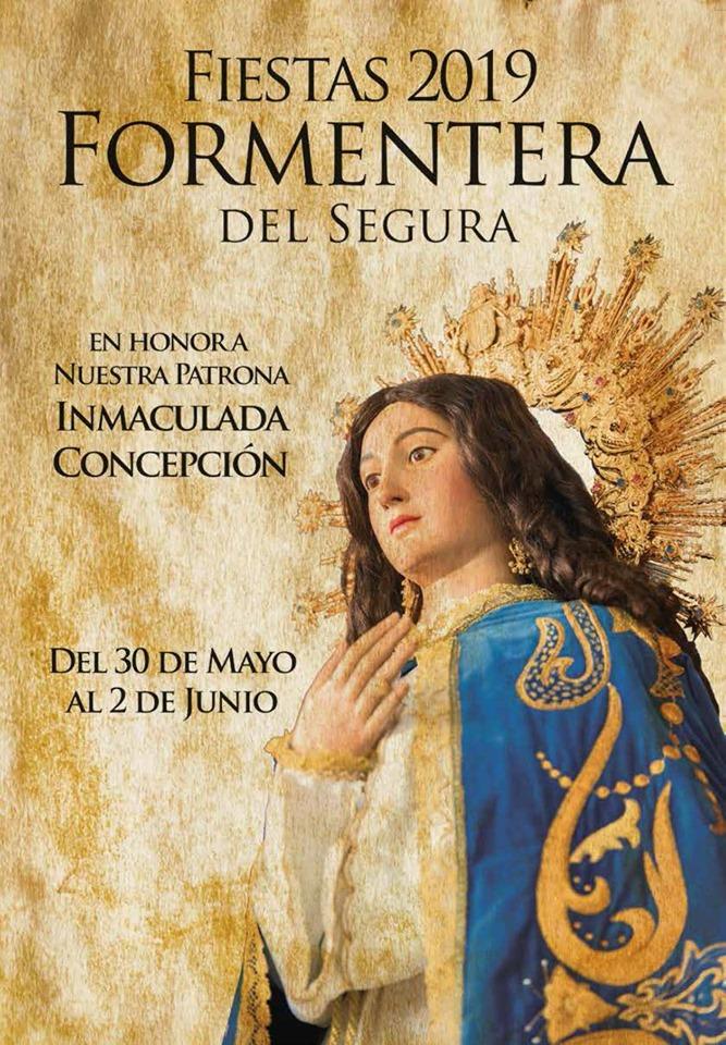 Fiestas de la Purísima Concepción de Formentera del Segura