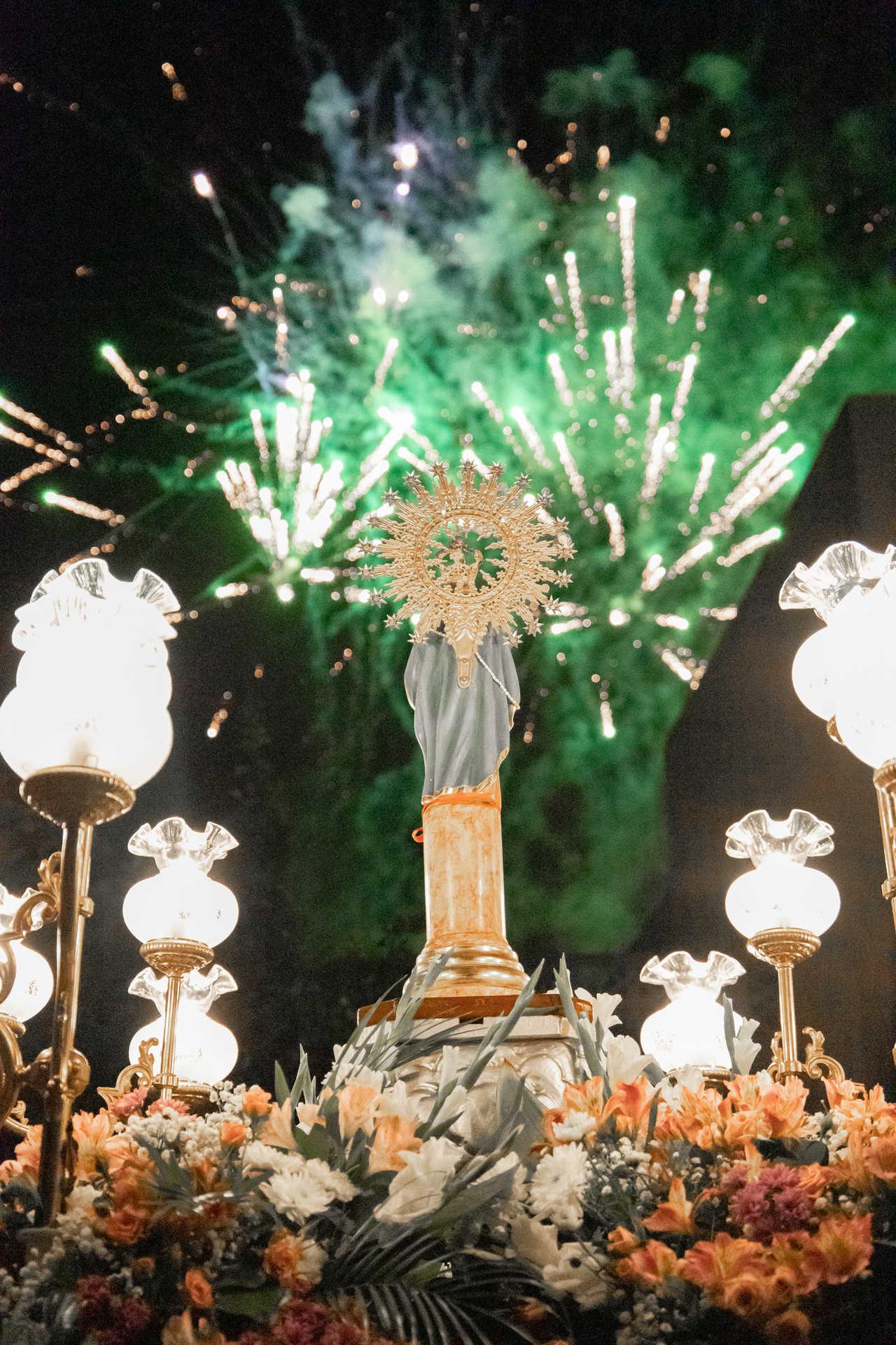 Fête de la Virgen del Pilar