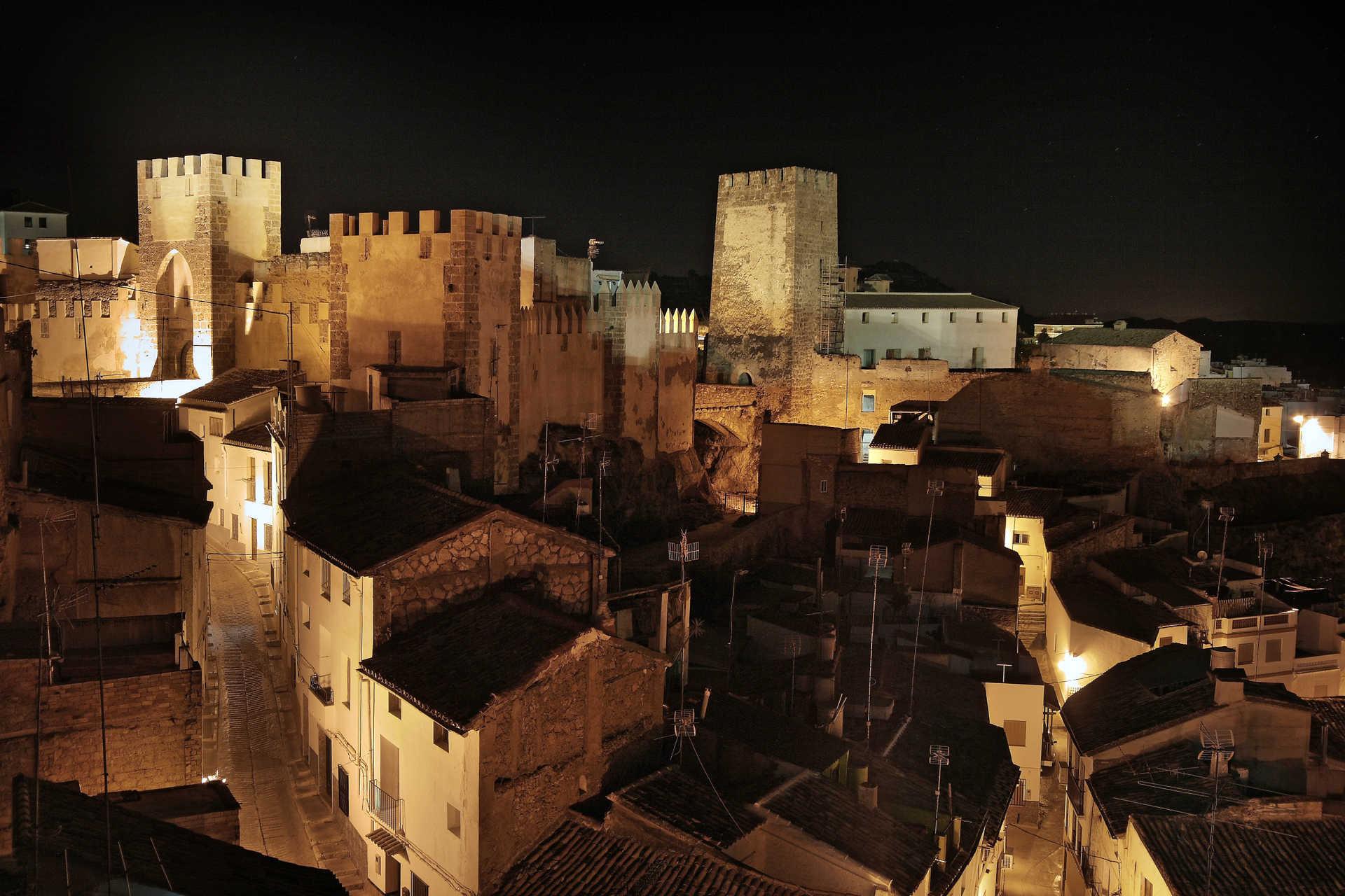 Castillo de Buñol