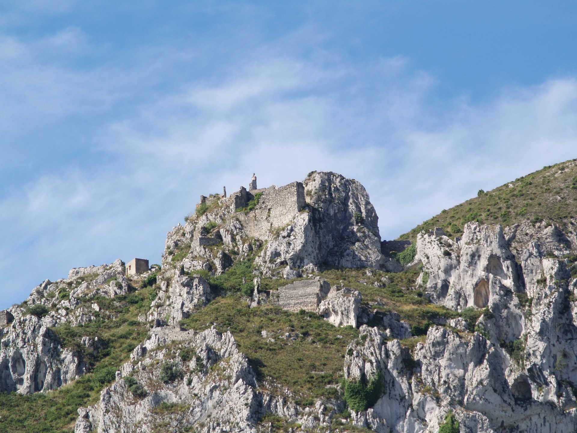 Castillo de Benissili