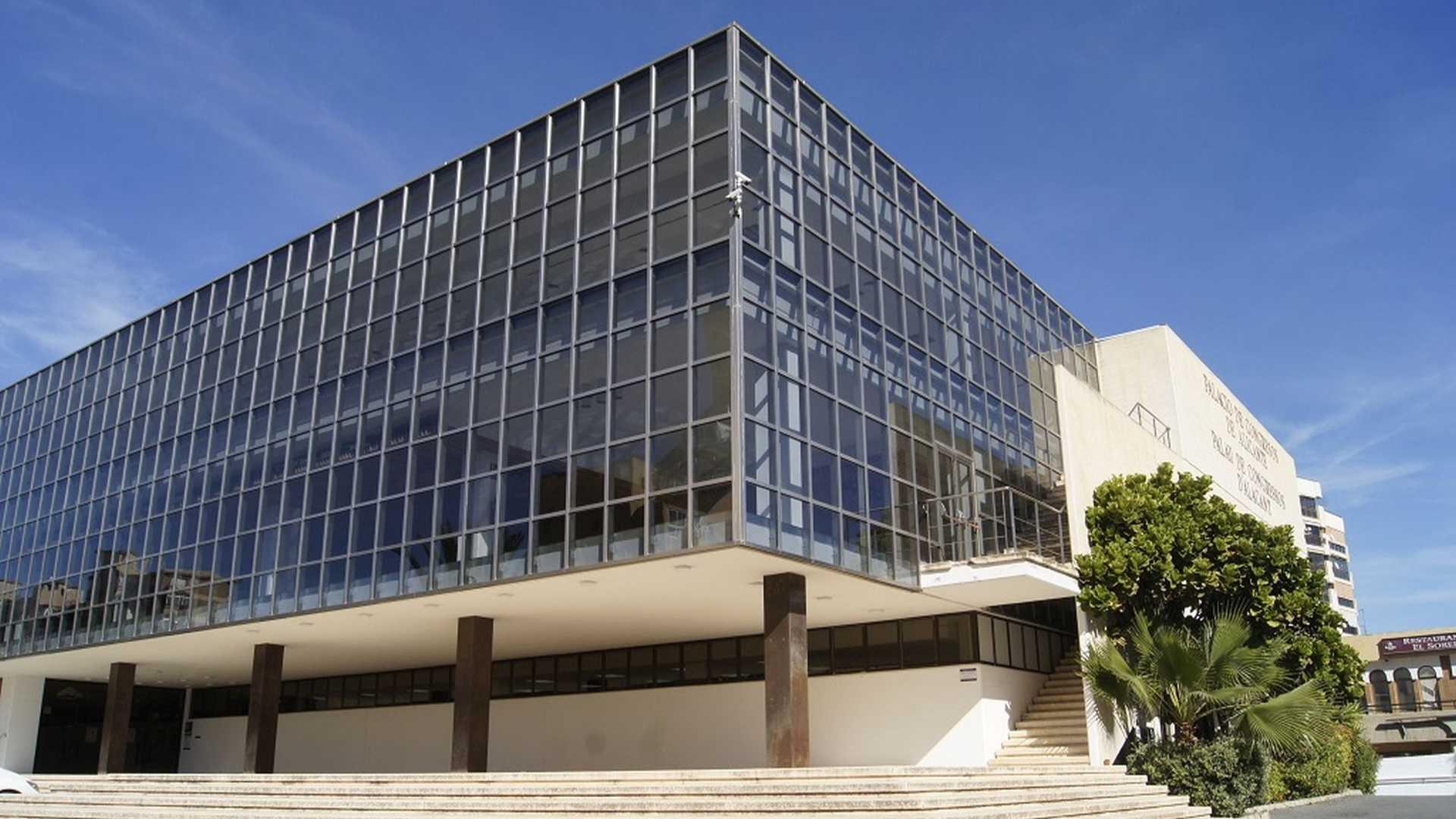 Palacio de Congresos de Alicante
