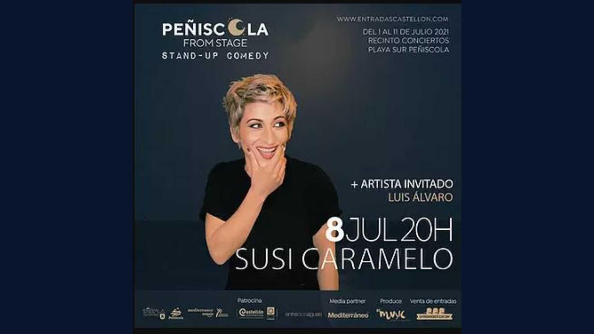 festival form stage peñiscola