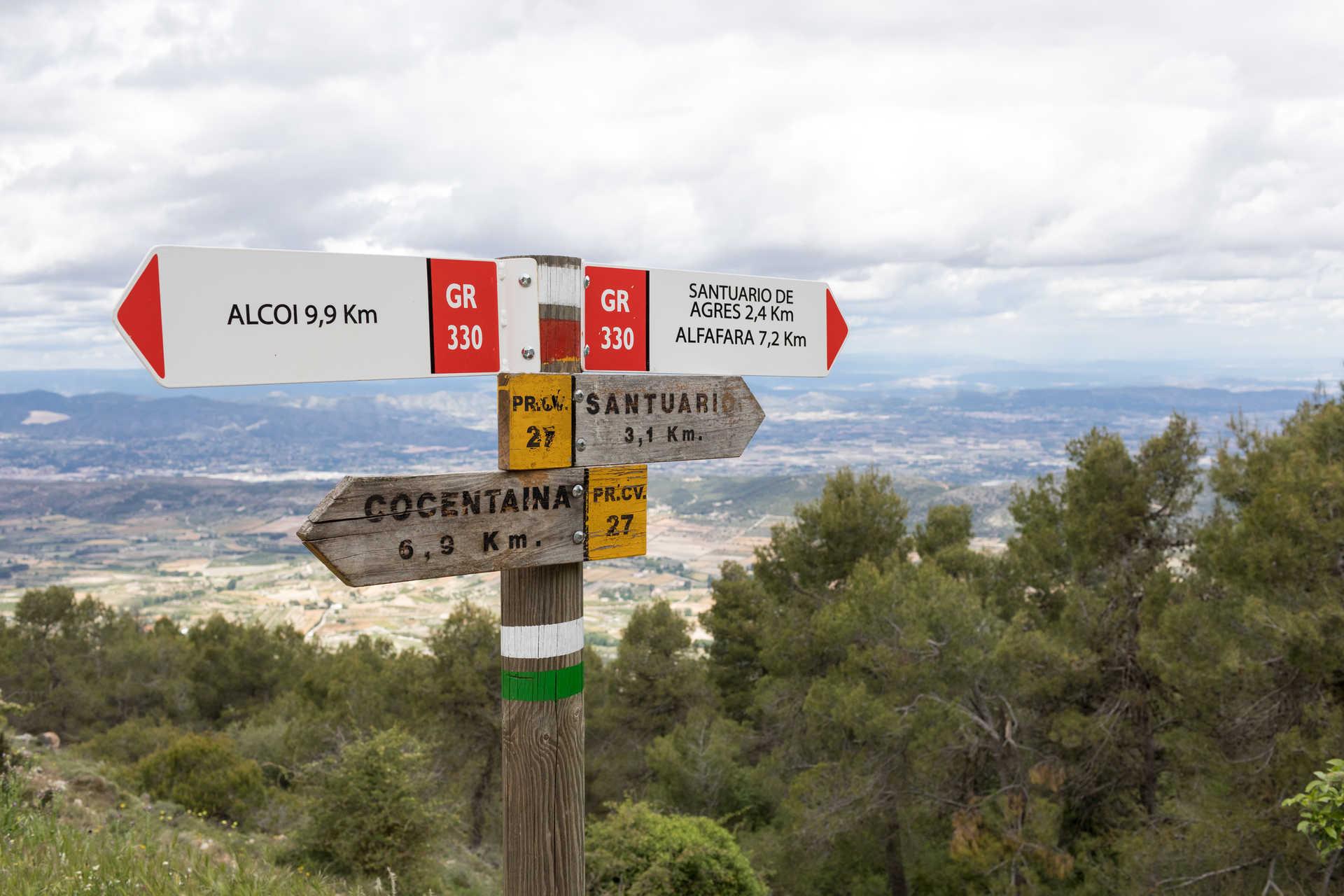 Parc Natural de la Serra de Mariola