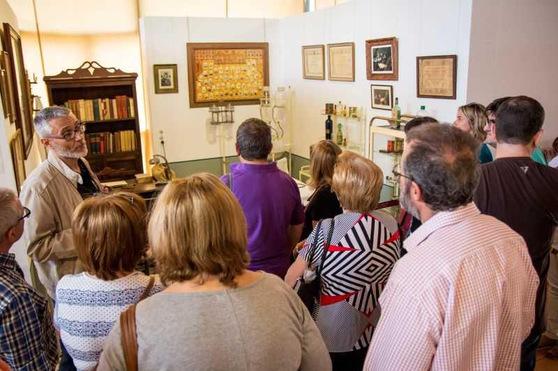 Visita guiada al Museo de Pusol.