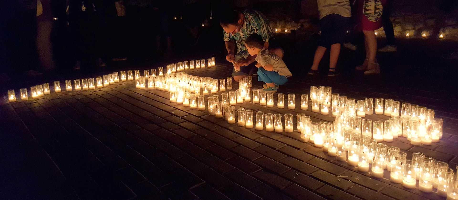 Noche de las Velas in Titaguas