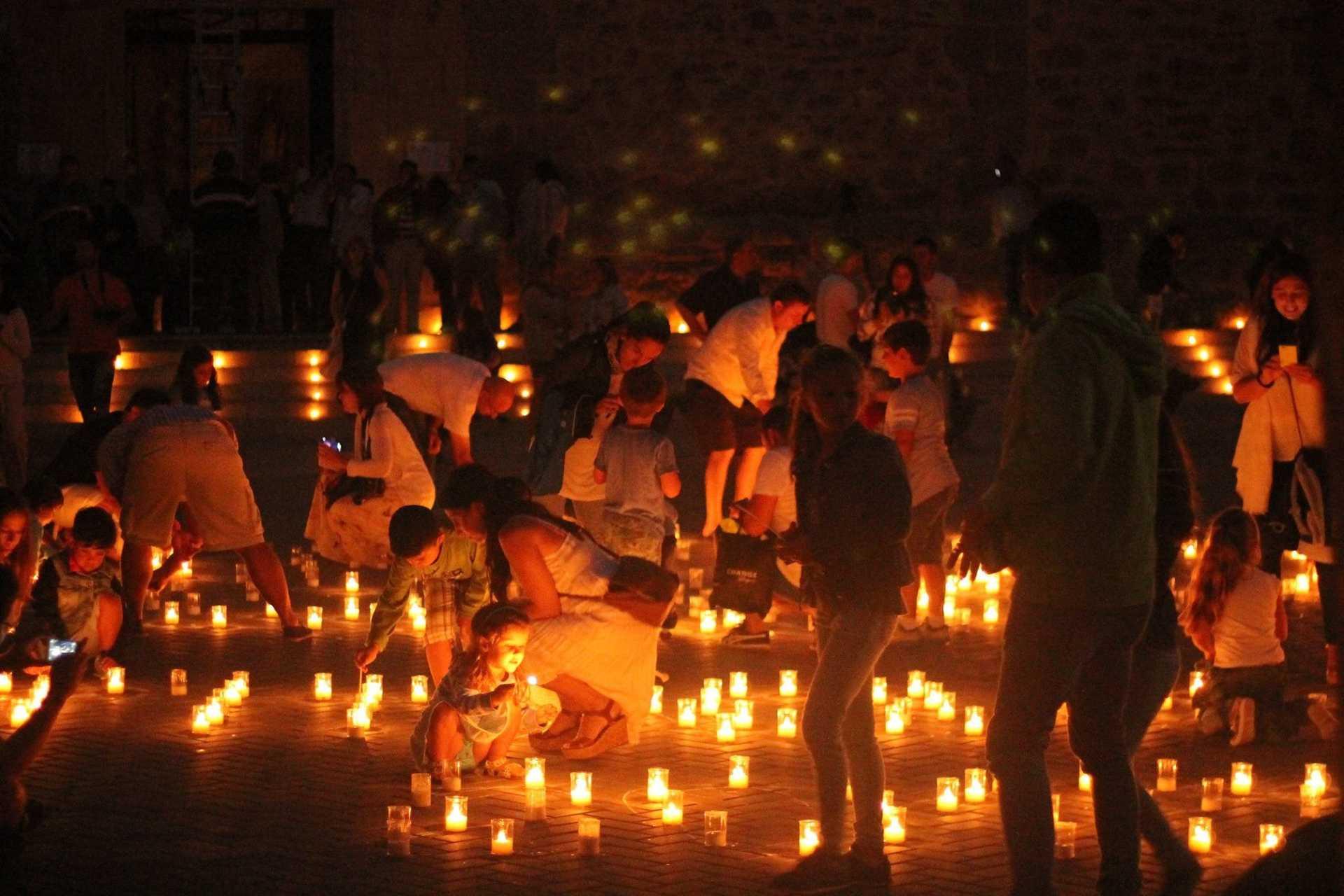 Noche de las Velas en Titaguas