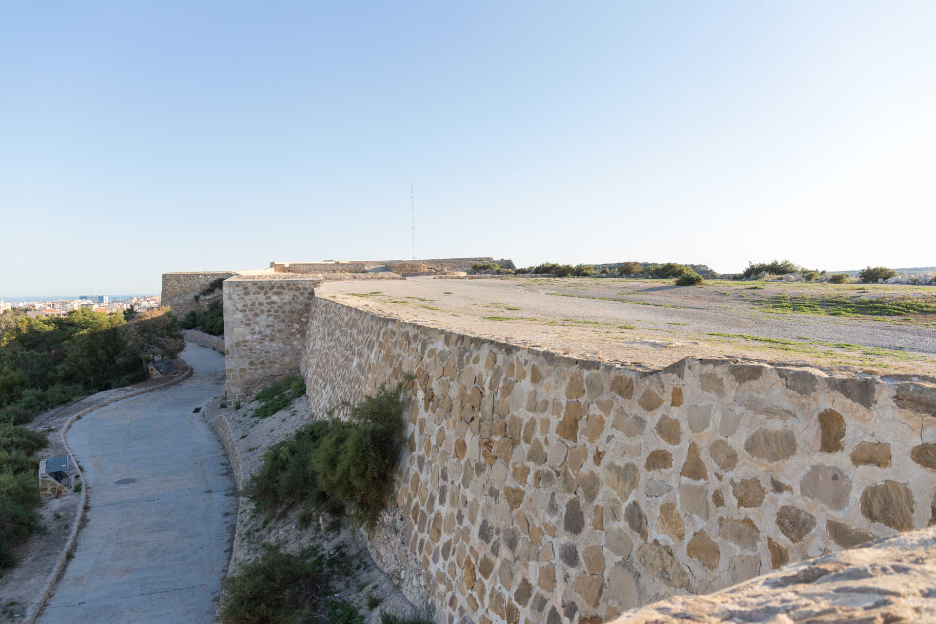 The Guardamar Castle (and Villa)
