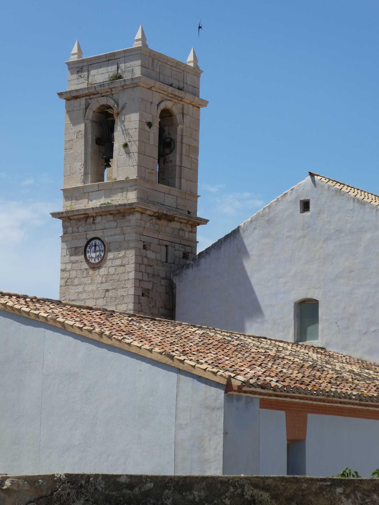 Pfarrkirche Santa María
