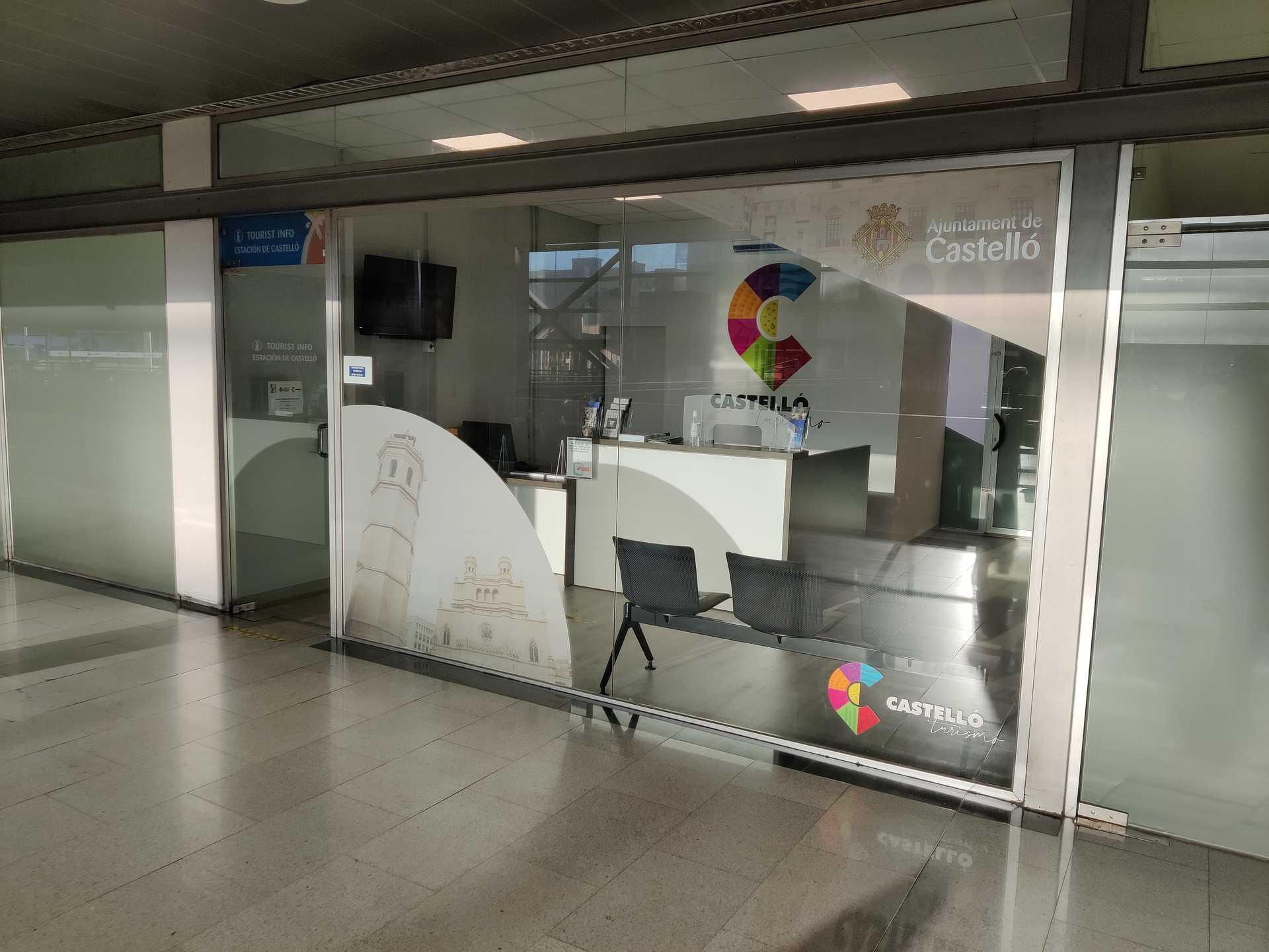 Tourist Info Estació de Castelló