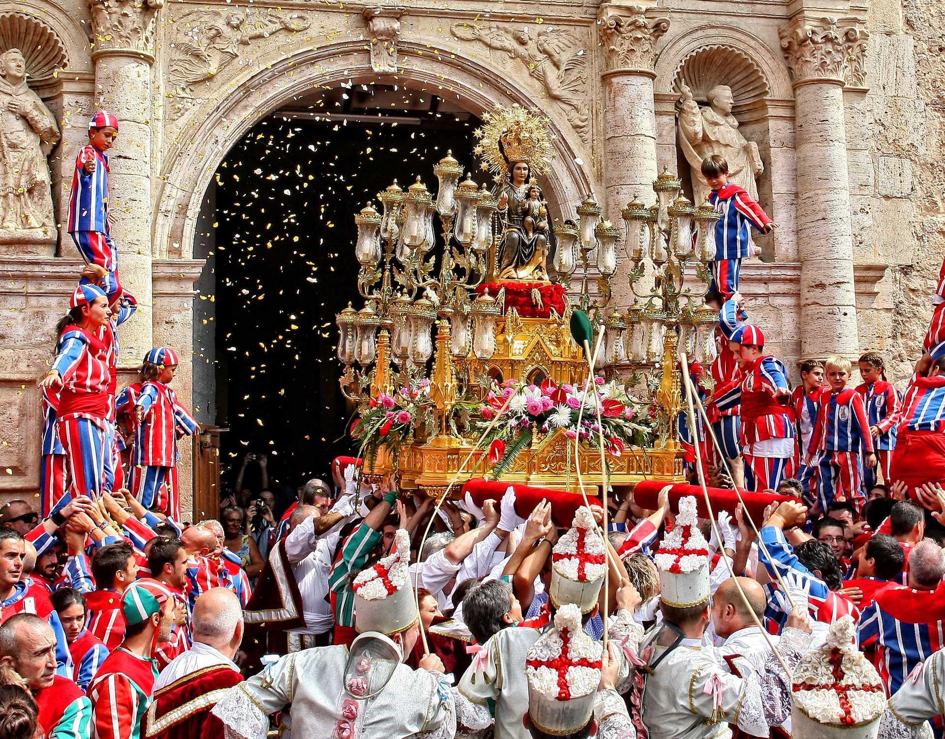 Fiestas de la Mare de Déu de la Salut