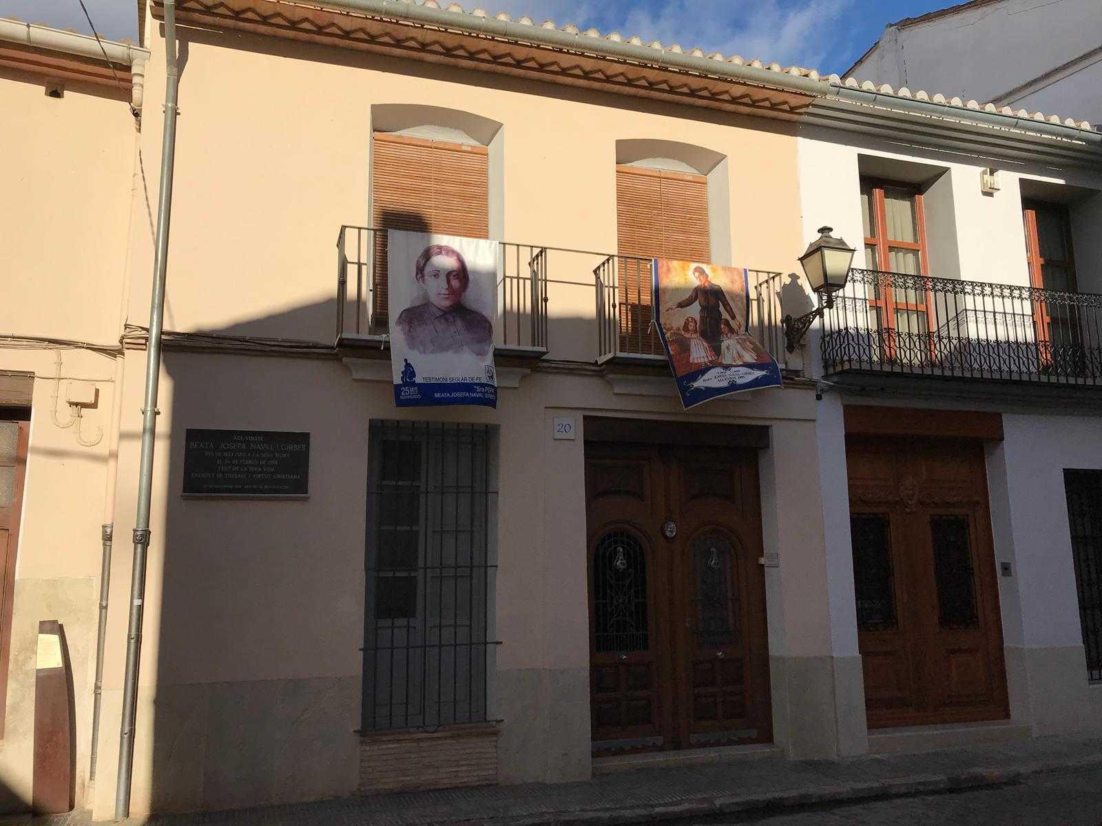 Casa de la Señora Pepa