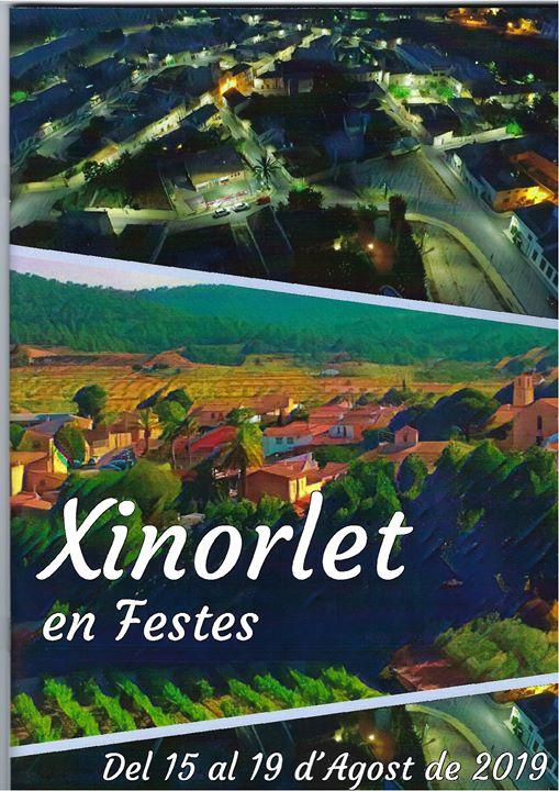 Fiestas de Xinorlet