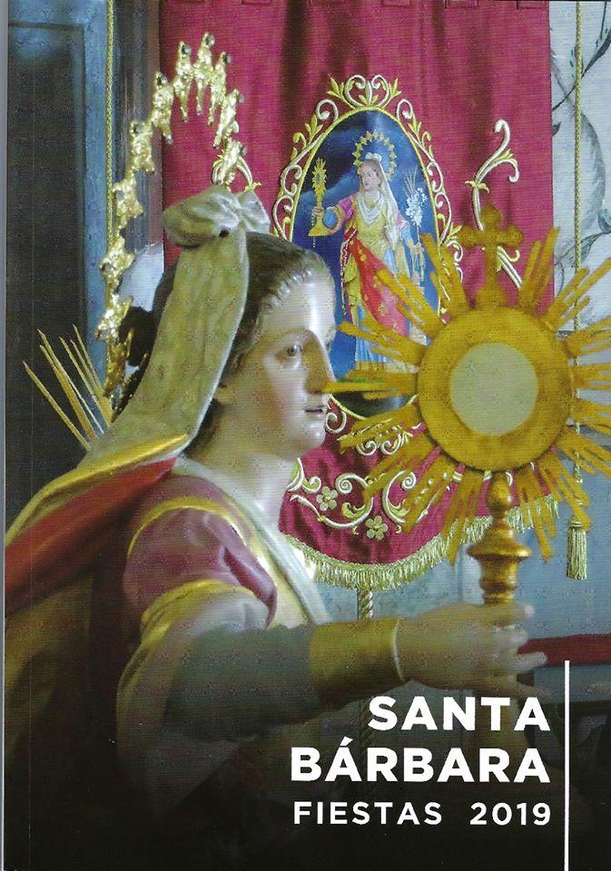 Fiestas en honor a Santa Bárbara en Monóvar