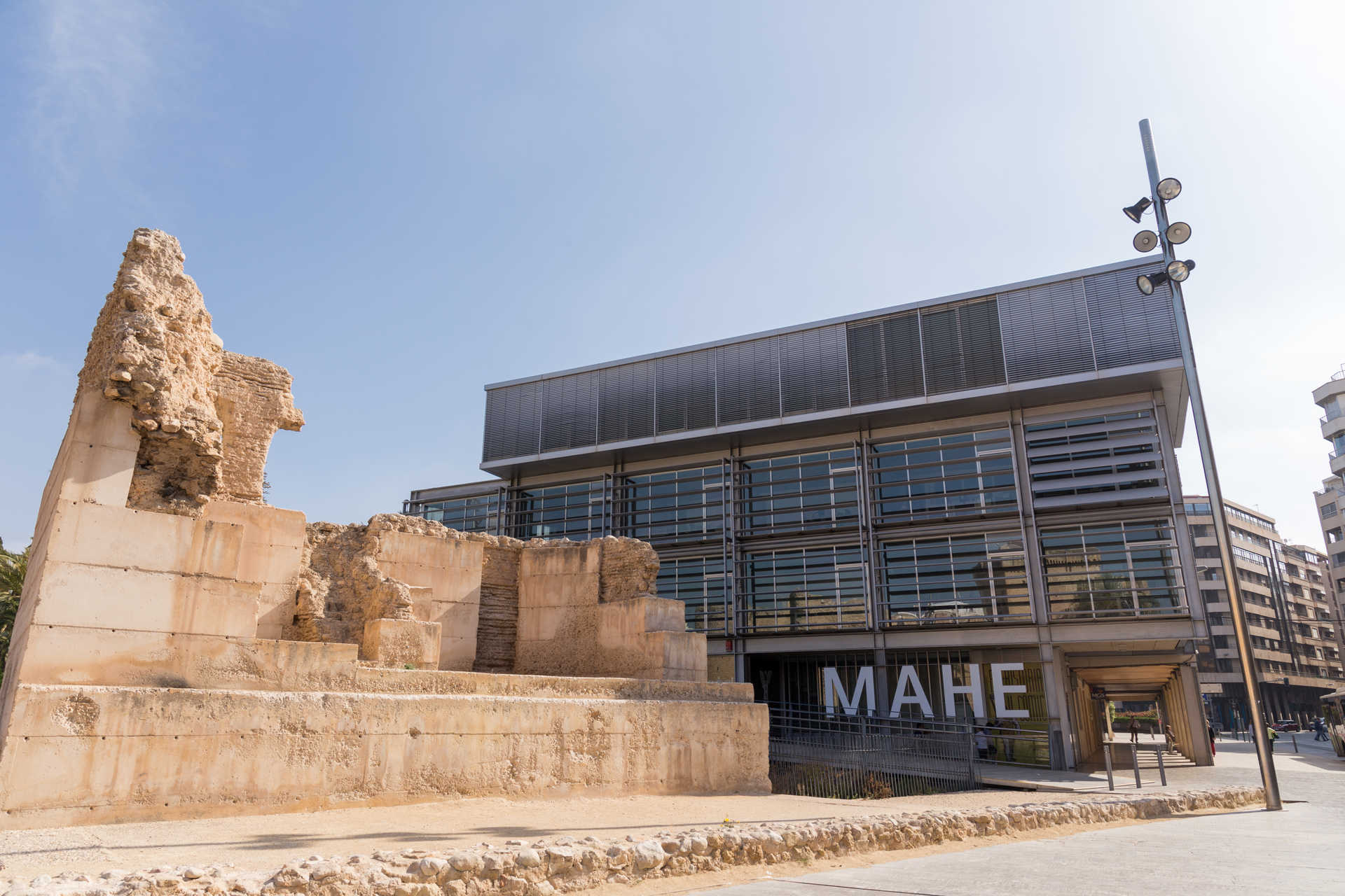 Museum of Archaeology and History of Elche (MAHE)
