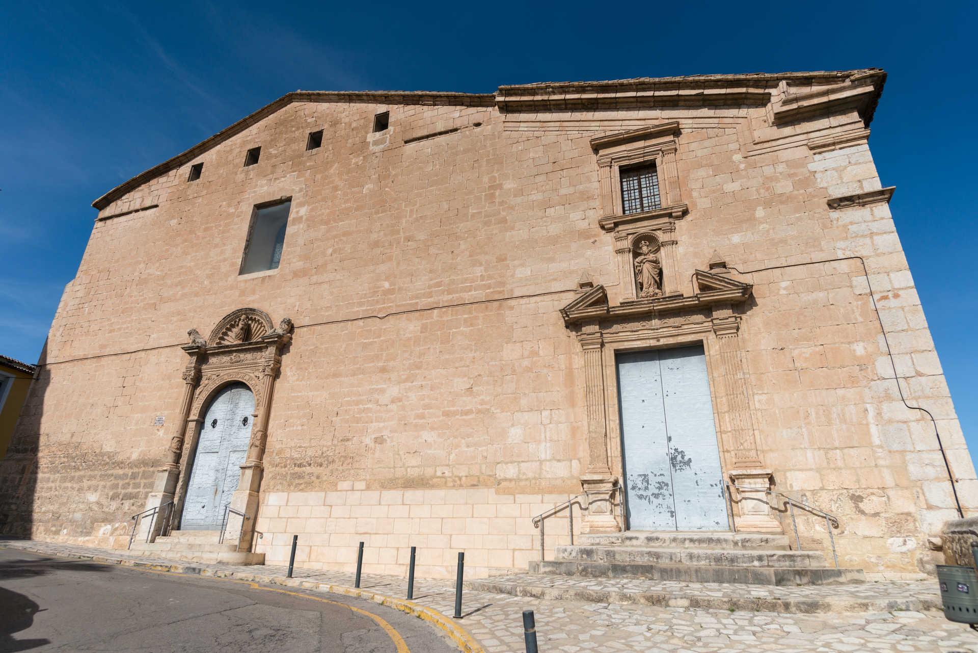 Pfarrkirche von Santa María