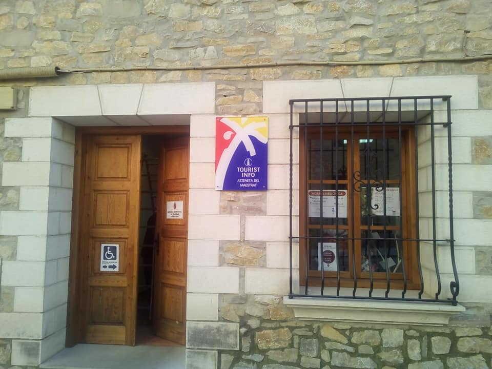 TOURIST INFO ATZENETA DEL MAESTRAT