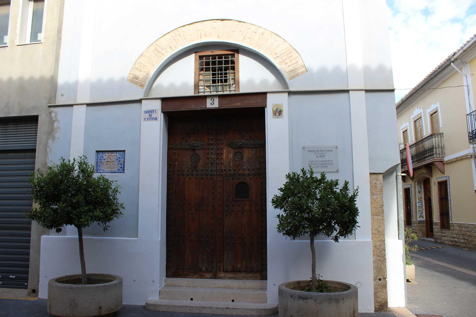 Capelleta de Sant Antoni