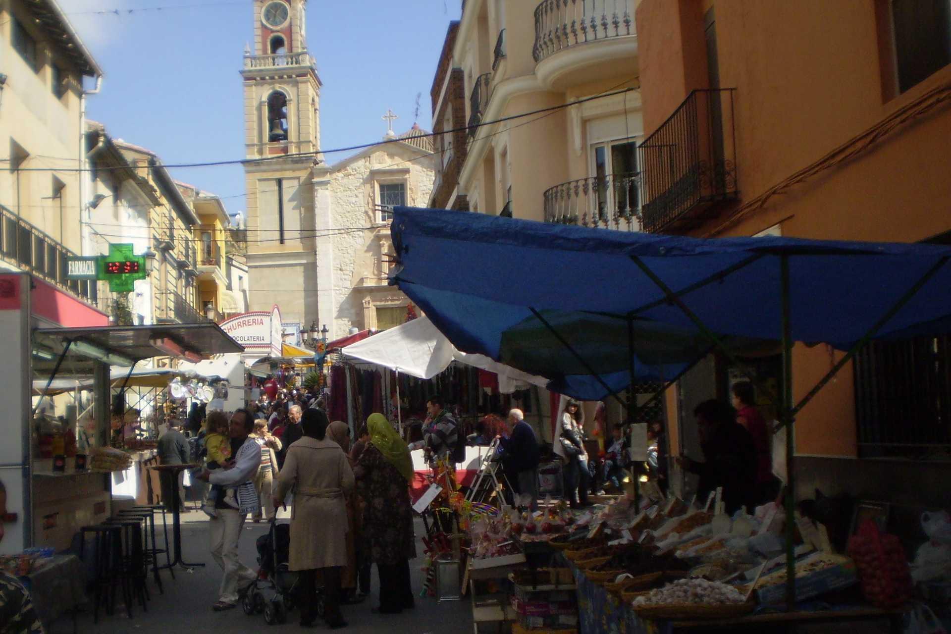Festividad de San Gregorio en Navarrés