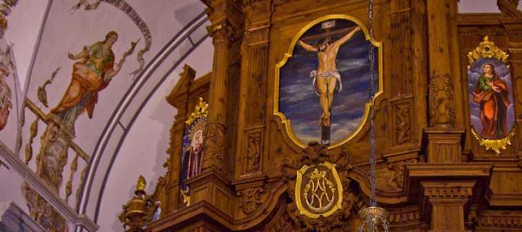 Museo parroquial de Navarrés