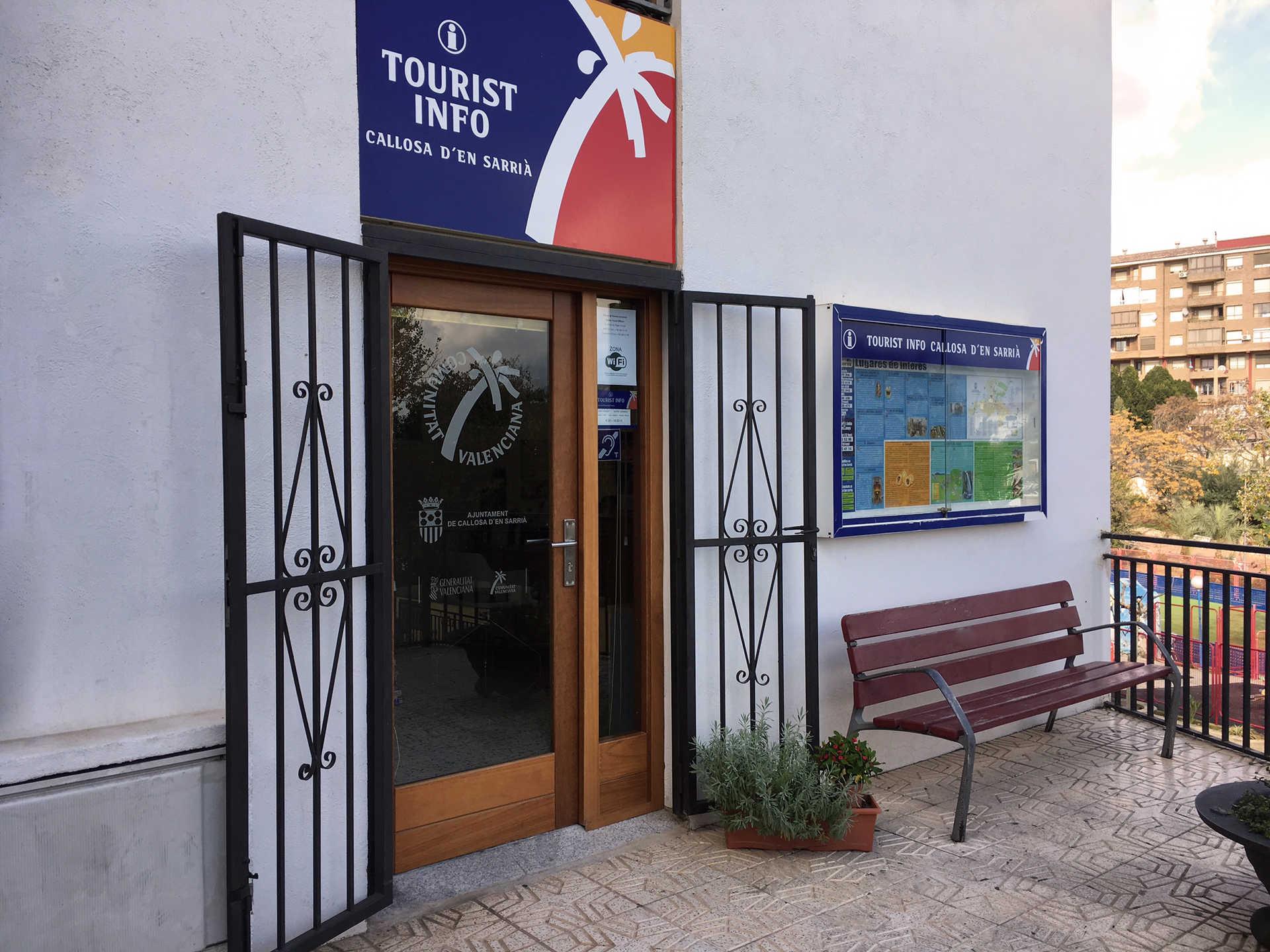 TOURIST INFO CALLOSA D'EN SARRIÀ
