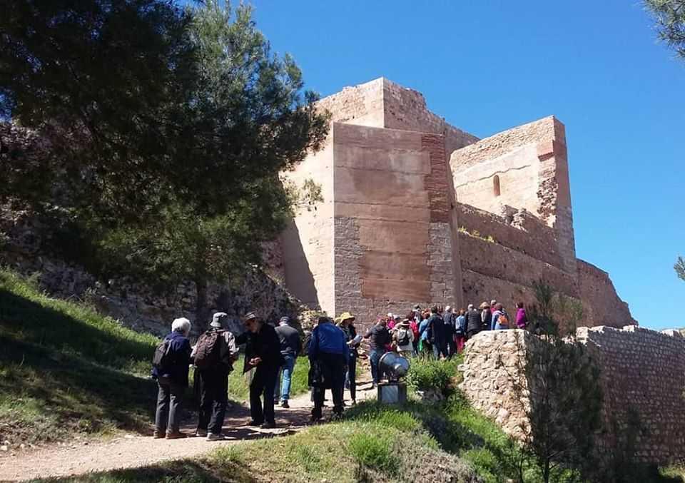 Visita guiada al Castillo de Ayora