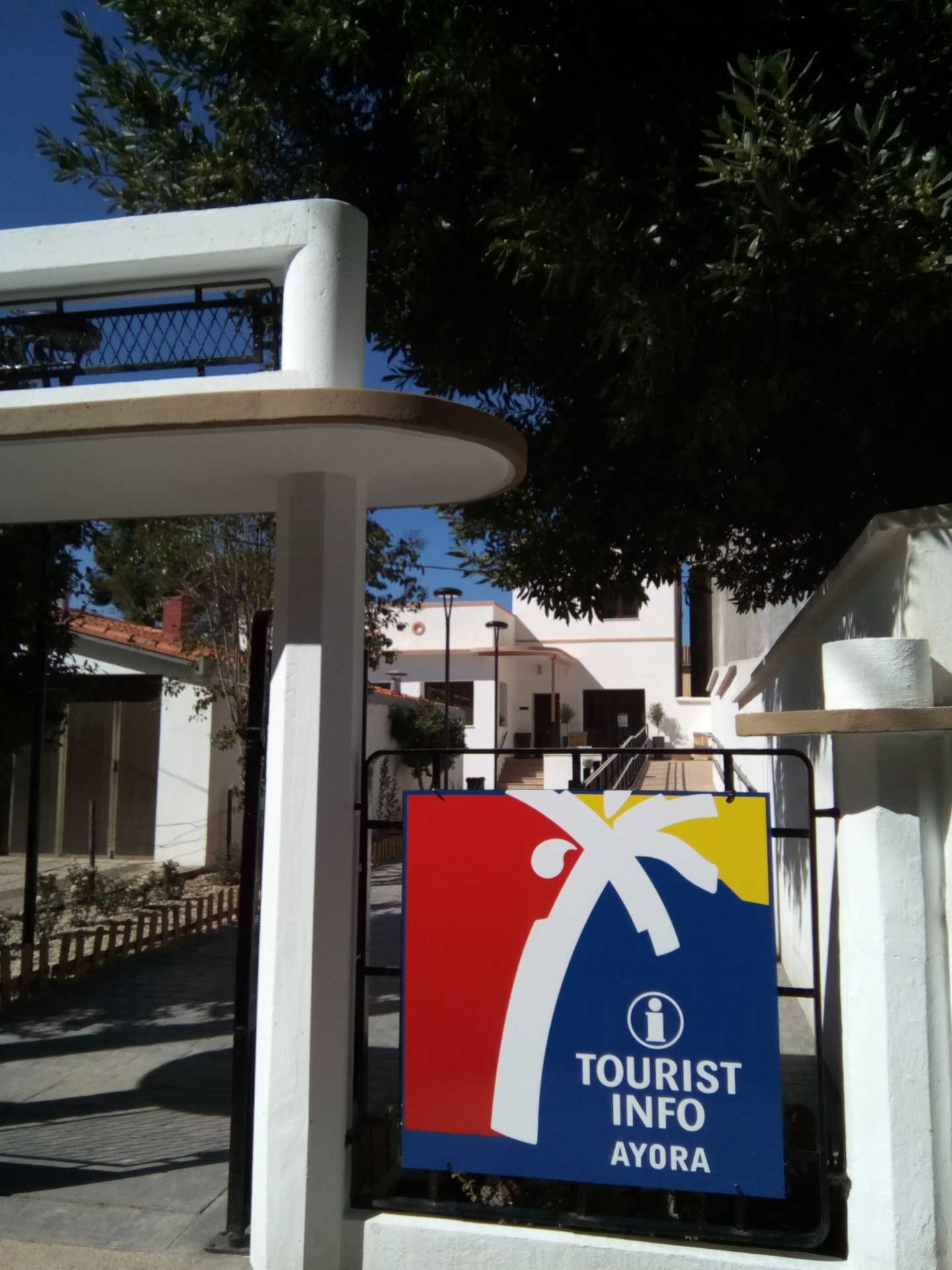 TOURIST INFO AYORA