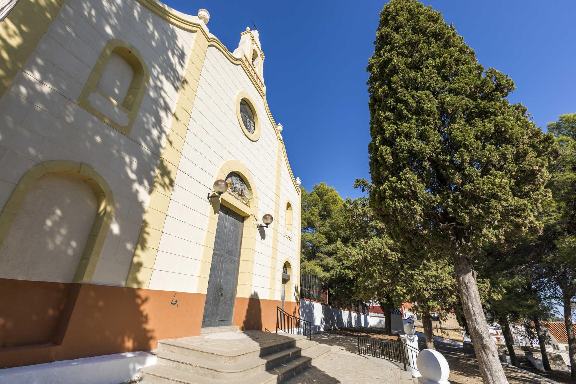 Ermita del Santísimo Cristo del Calvario