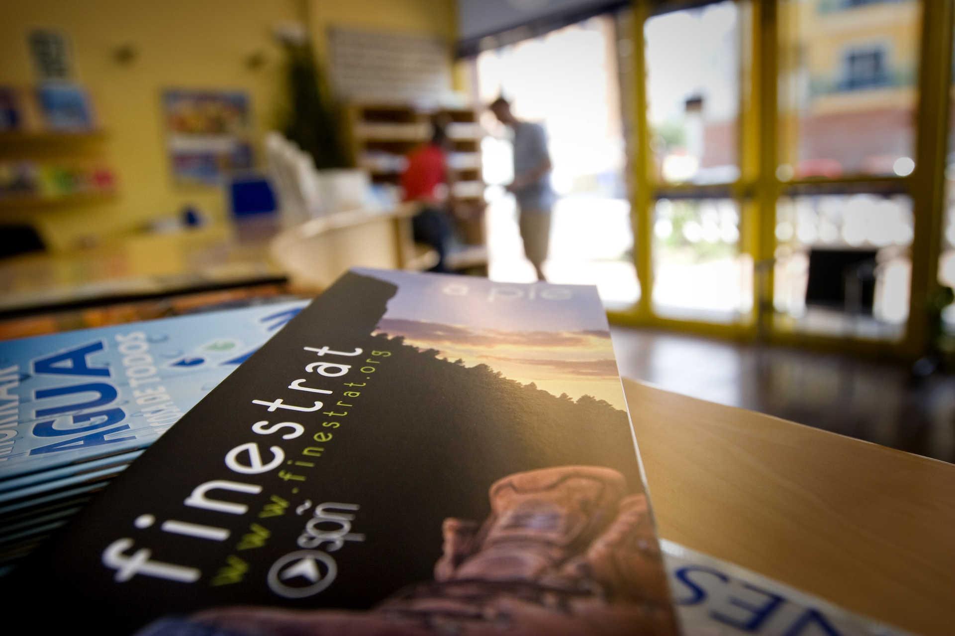 TOURIST INFO FINESTRAT - LA CALA