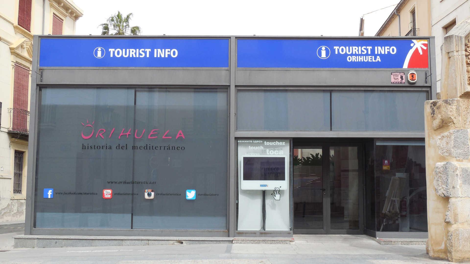 TOURIST INFO ORIHUELA - CENTRO